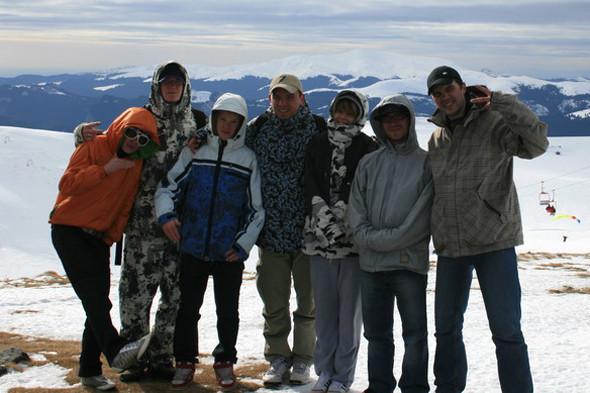 Чемпионат Европы по скибордингу, Румыния. Изображение № 19.