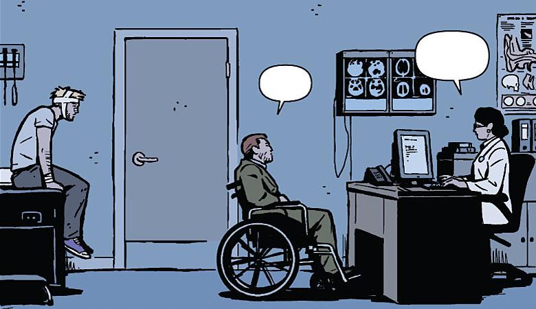 Как супергерой-неудачник навсегда изменил комиксы. Изображение № 15.