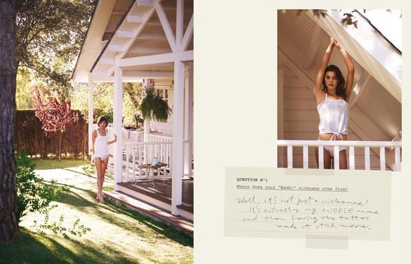 Рекламные кампании: Oysho, Zara и другие. Изображение № 51.