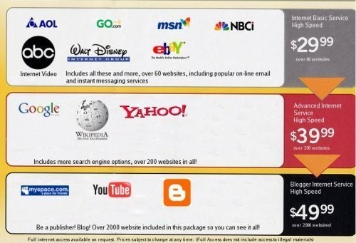 Изображение 1. Новый Интернет или платить будут все.. Изображение № 1.