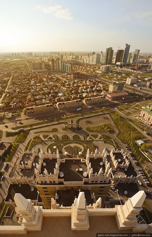 Изображение 16. Астана с высоты птичьего полета.. Изображение № 14.