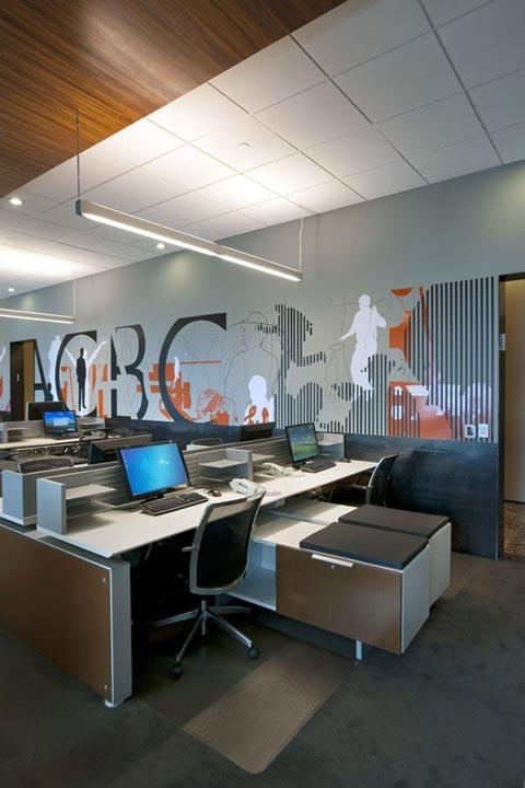 Интерьер офиса ACBC от Pascal Arquitectos. Изображение № 22.