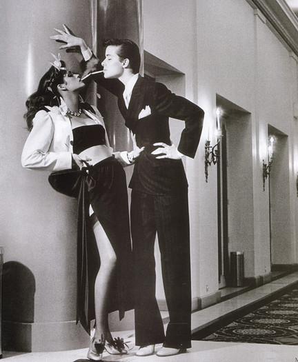 Модная фотография 70х годов. Изображение № 22.
