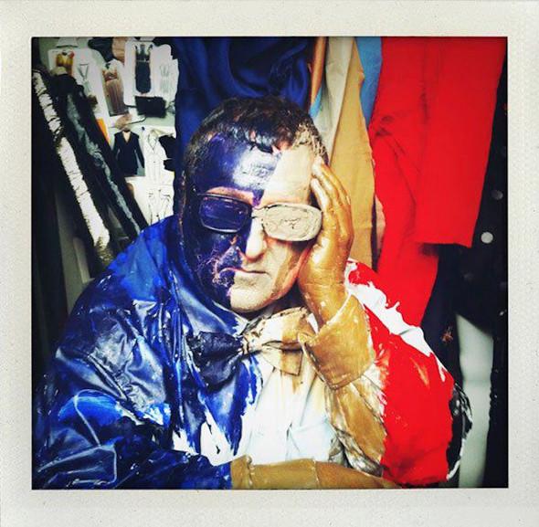Лю Болинь, художник-хамелеон. Изображение № 26.