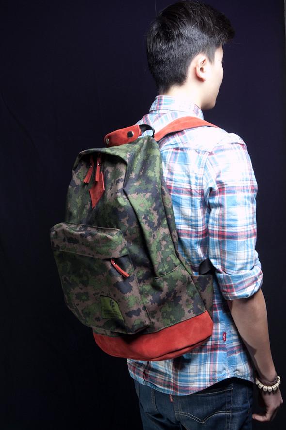 GOOD LOCAL — специальная серия рюкзаков Гоши Орехова. Изображение № 9.