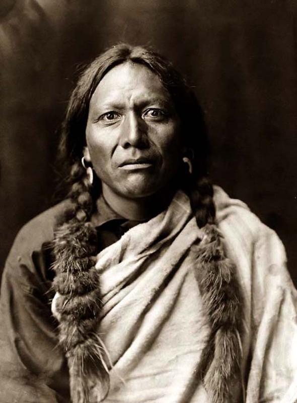 Американские индейцы. Изображение № 3.