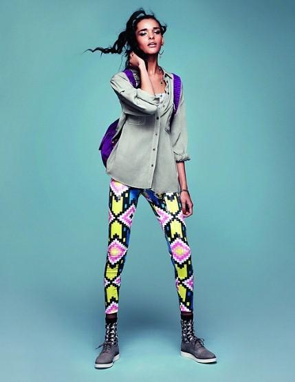 Лукбуки: Zara, Topshop, Massimo Dutti и другие. Изображение № 30.
