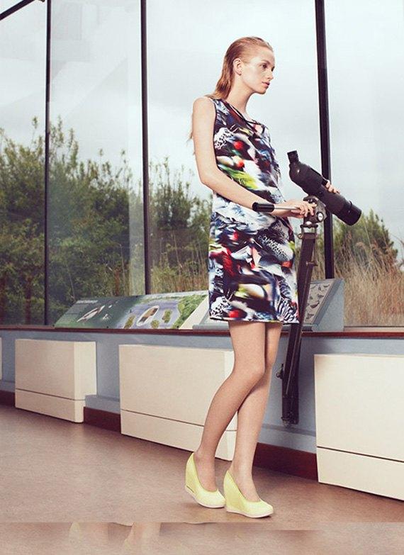 Forever 21, Le Coq Sportif и Zara выпустили новые коллекции. Изображение № 21.