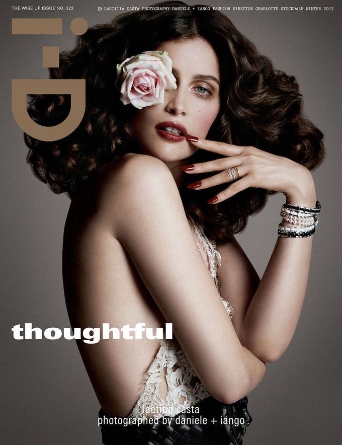 Вышли новые обложки i-D, Vogue, NY Times и других журналов. Изображение № 12.