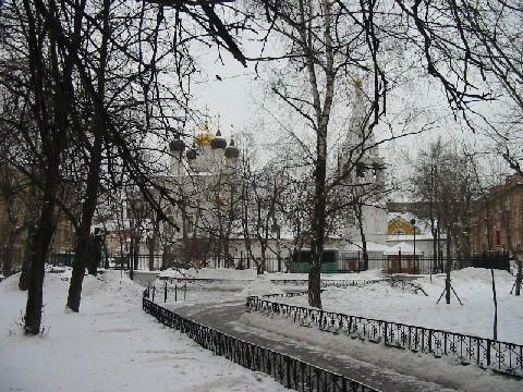 Москва свозь столетия. Изображение № 37.