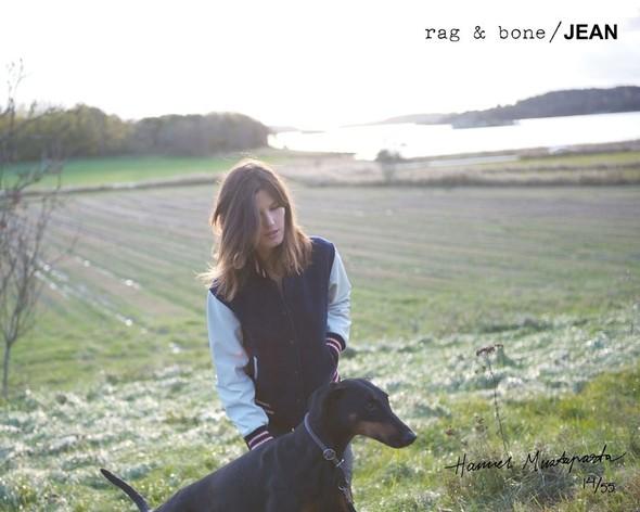 Кампания: Ханнели Мустапарта для Rag & Bone. Изображение № 49.