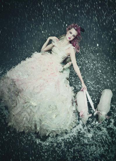 Snow White: Модные съемки к выходу «Ледникового периода». Изображение № 31.