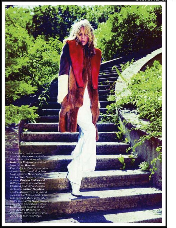 Съёмка: Аня Рубик для Vogue. Изображение № 5.