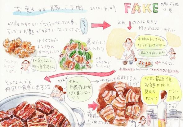 Завтрак японской художницы. Изображение № 13.