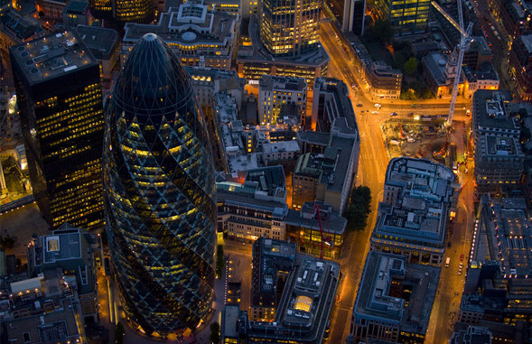 London From Above. Изображение № 22.
