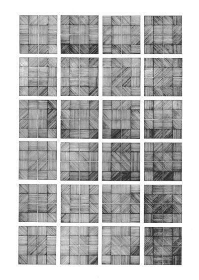 Скульптурные структуры Сола Левитта. Изображение № 22.