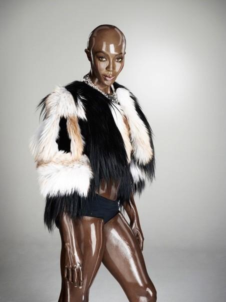 Съёмка: Naomi Campbell 4 Soon International Fall 2011. Изображение № 10.
