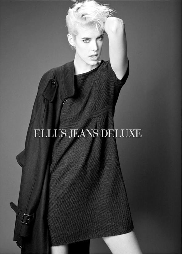 Ellus Jeans Deluxe FallWinter 2009. Изображение № 12.