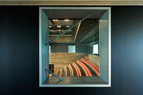 Bijlmer Park Theater. Изображение № 6.
