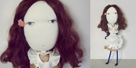 Takiyaje doll. Изображение № 11.