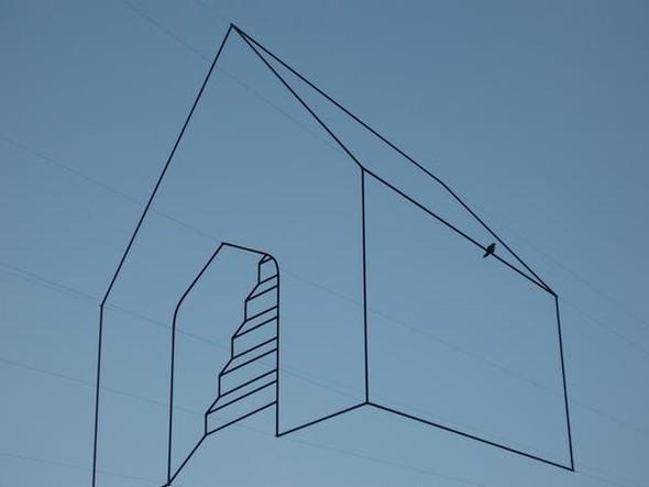 10 художников, создающих оптические иллюзии. Изображение №68.