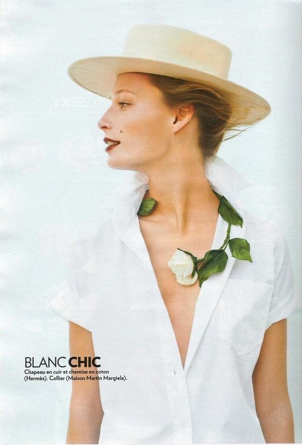 Изображение 111. Съемки: Harper's Bazaar, Industrie, Vogue и другие.. Изображение № 29.