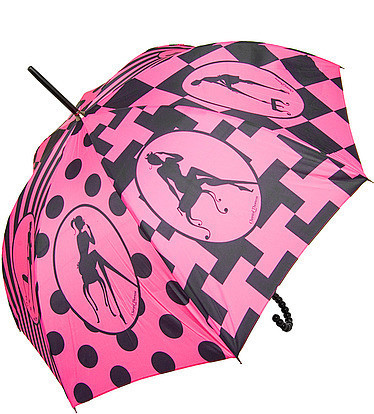 Изображение 2. Укол (модным) зонтиком.. Изображение № 2.