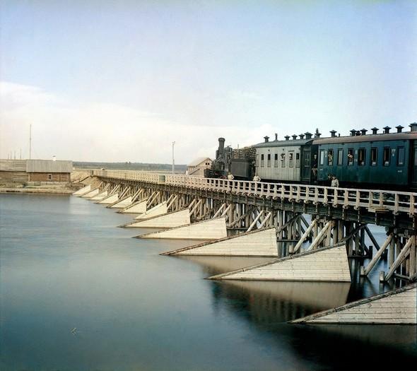 Цветные фотографии России в период с 1904-1916. Изображение № 17.