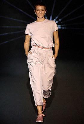Изображение 7. Bimba Bosé - андрогинный персонаж в мире моды и кино.. Изображение № 7.