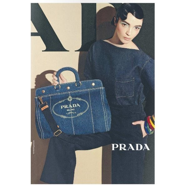 Изображение 41. Рекламные кампании: Lanvin, Prada, Balenciaga и другие.. Изображение № 19.