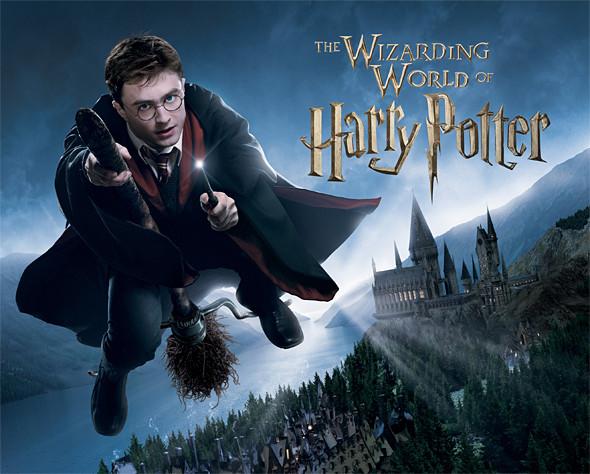 Неделя Гарри Поттера на Look At Me. Изображение № 1.