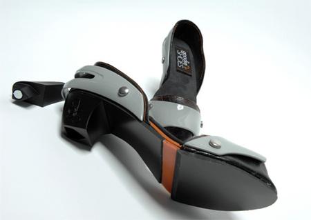 Туфли-трансформеры. Изображение № 6.