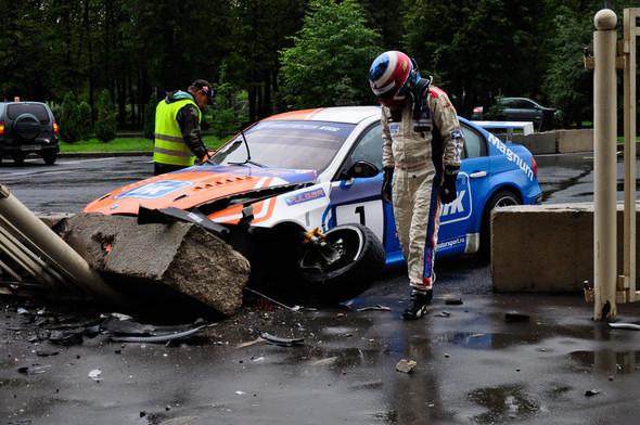 ТНК Racing Team: борьба со стихией на пятом этапе чемпионата России. Изображение № 2.