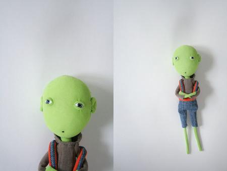 Takiyaje doll. Изображение № 3.