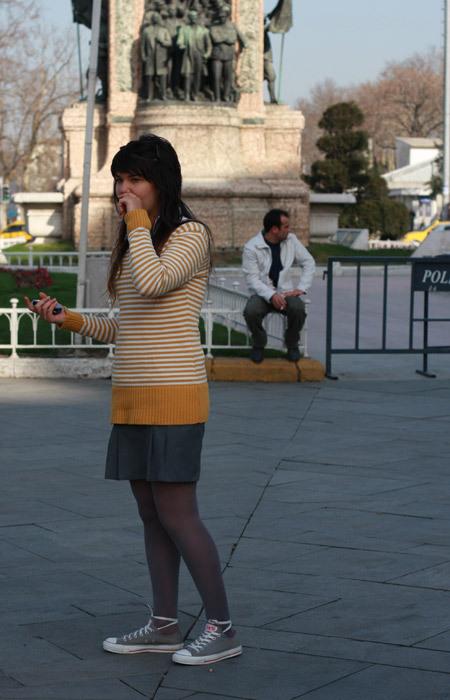 Можно либыть модным, живя вСтамбуле?. Изображение № 4.
