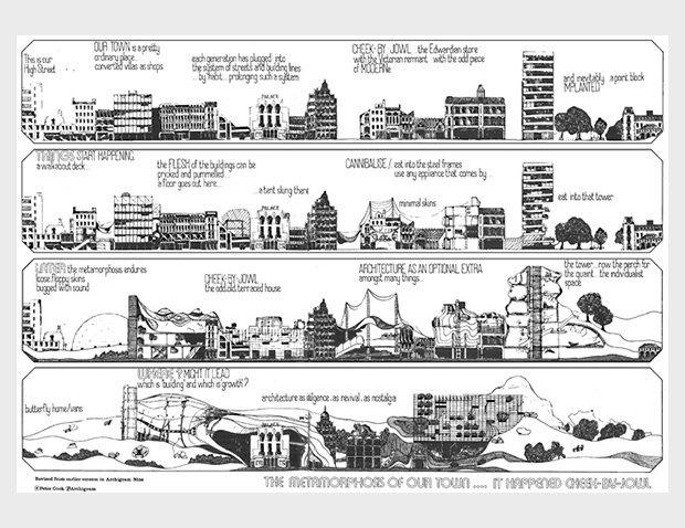 Дом для Супермена: комиксы Ле Корбюзье, Рема Колхаса и других знаменитых архитекторов. Изображение № 7.