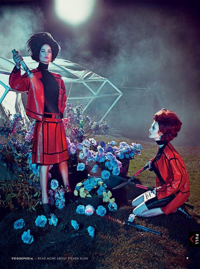 Vogue, AnOther и другие журналы опубликовали новые съемки. Изображение № 48.