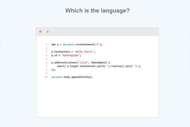 Тест дня: Отличите ли вы Java от Swift?. Изображение № 1.