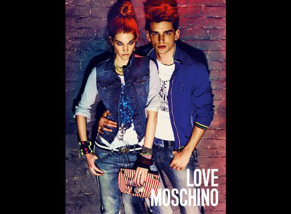 Кампании: Moschino Cheap And Chic и Love Moschino. Изображение № 5.
