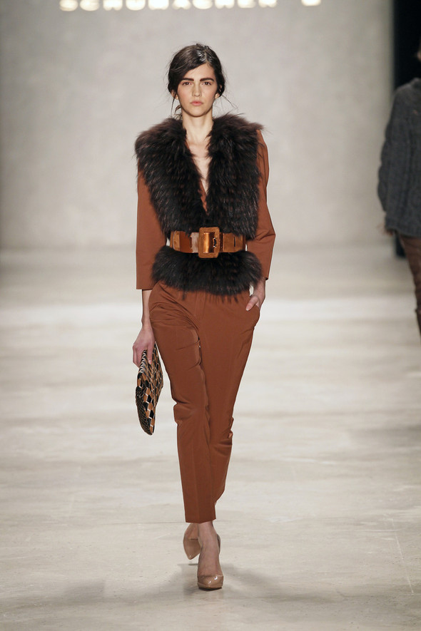 Berlin Fashion Week A/W 2012: Schumacher. Изображение № 42.