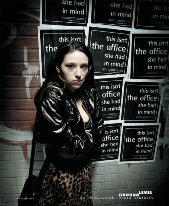 Изображение 25. Реклама против проституции.. Изображение № 9.