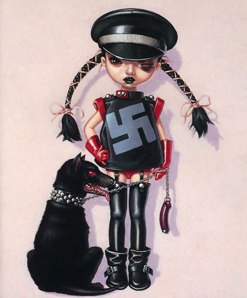 Baby artТрэвора Брауна. Изображение № 14.