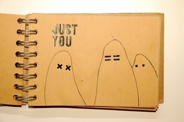 Изображение 59. Блокнот португальского дизайнера Gustavo Costa.. Изображение № 59.