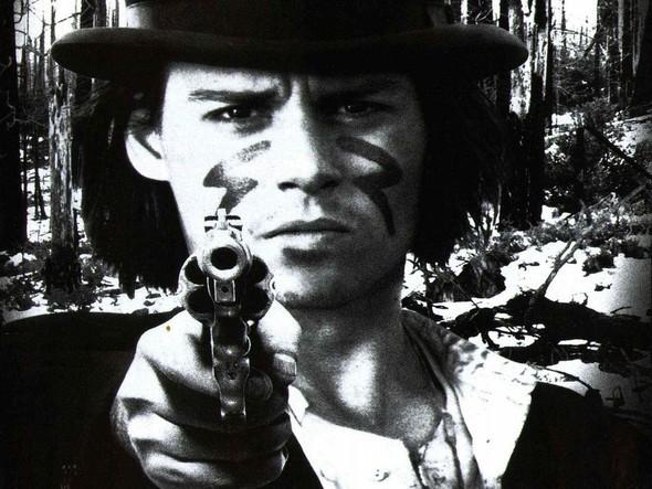 «Мертвец» «Dead Man», 1995. Изображение № 1.