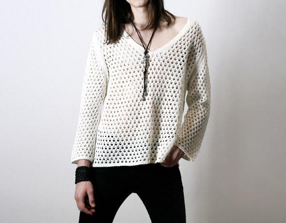 Изображение 1. Гардероб: Майкл Тинтюк, модель, дизайнер, музыкант.. Изображение № 1.