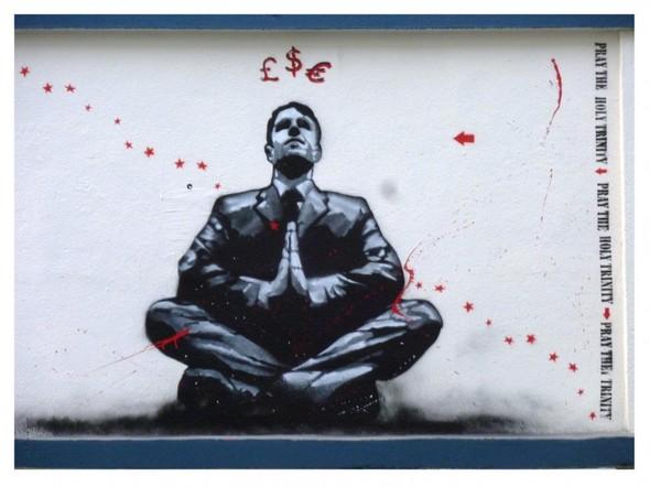 Граффити от легенды стрит-арта Jef Aerosol. Изображение № 17.