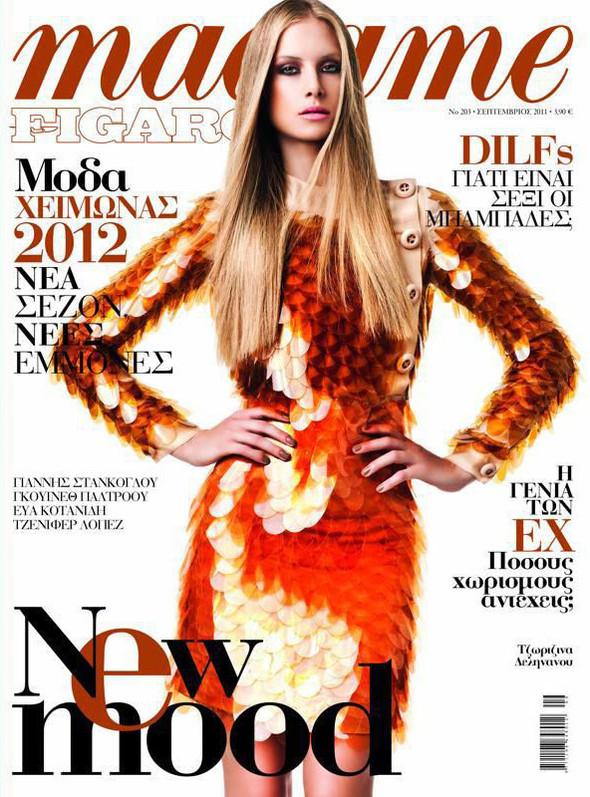 Обложки: Purple Fashion, VS и Madame Figaro. Изображение № 5.