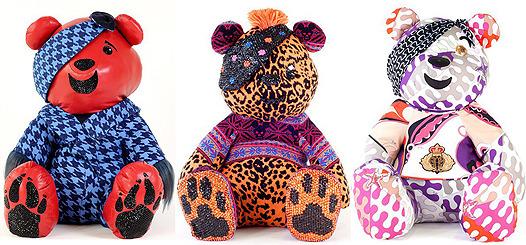 Медвежья услуга: плюшевые мишки от модных дизайнеров. Изображение № 8.