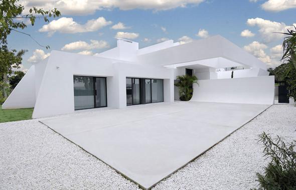 Дом Sotogrande от студии A-cero Architects. Изображение № 5.
