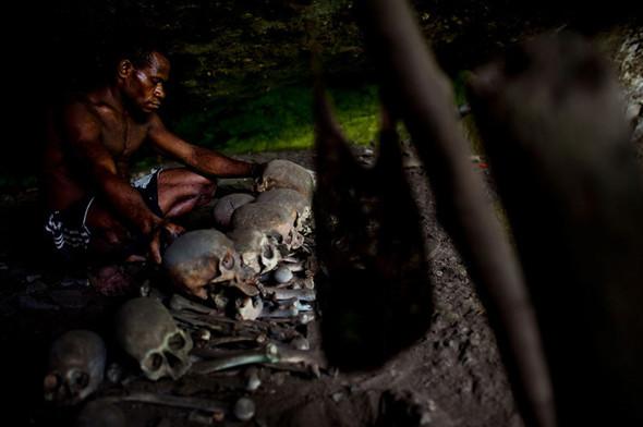 Папуа Новая Гвинея отБрента Стиртона. Изображение № 30.